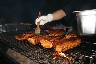 Sommerfest BBQ Grilling